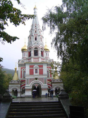 Храм-паметник – гр.Шипка
