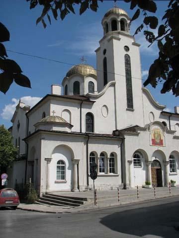 Църква Св. Три светители - Шумен