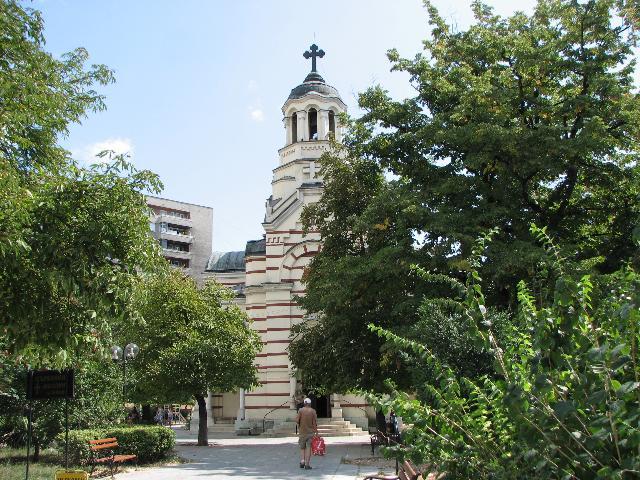 Храм Света Параскева Петка