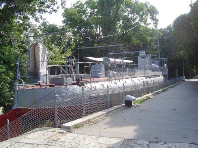 Военноморски музей - Варна