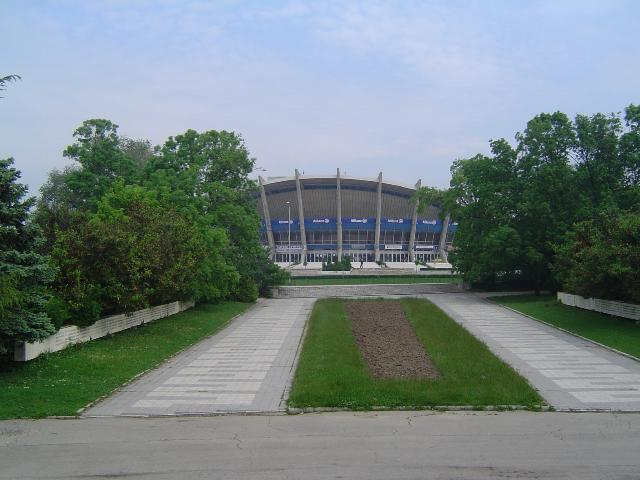 Спортна зала - Варна