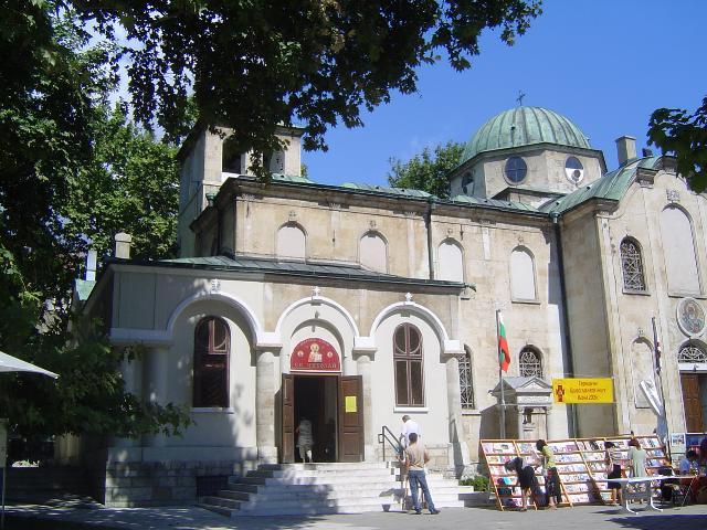 Храм Свети Николай - Варна